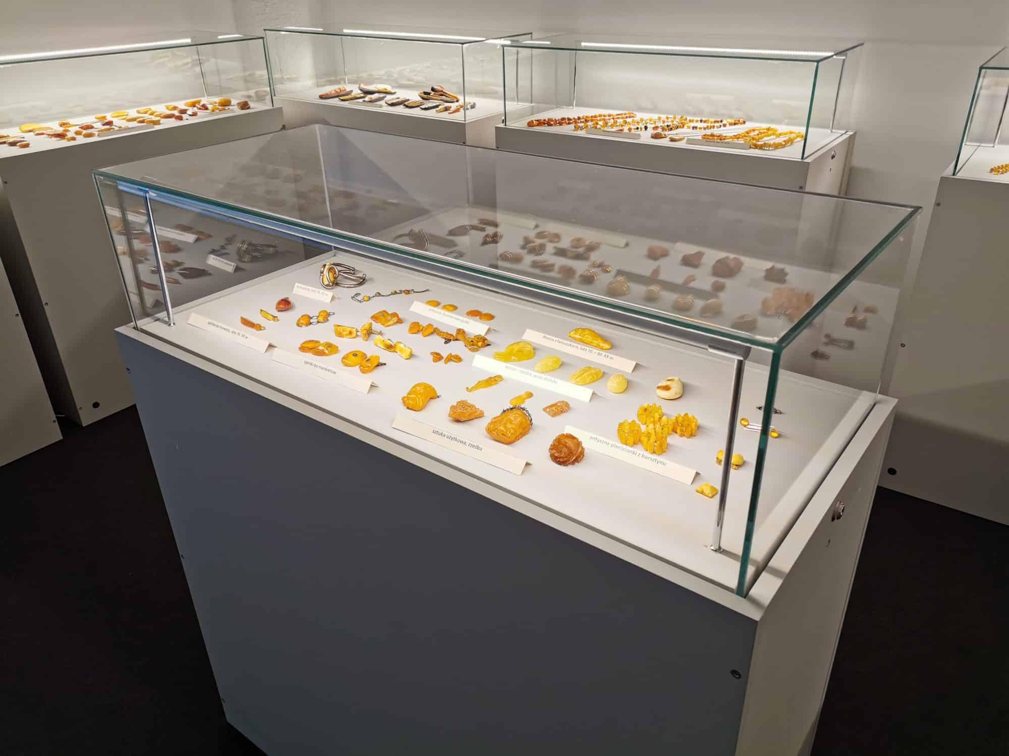 Muzeum Bursztynu - nowa atrakcja w Ustce