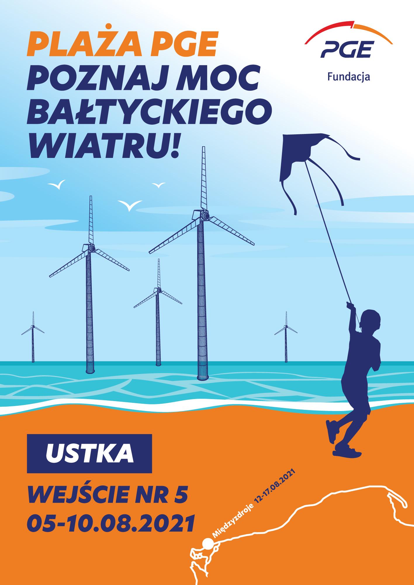 Plakat_PGE_Ustka