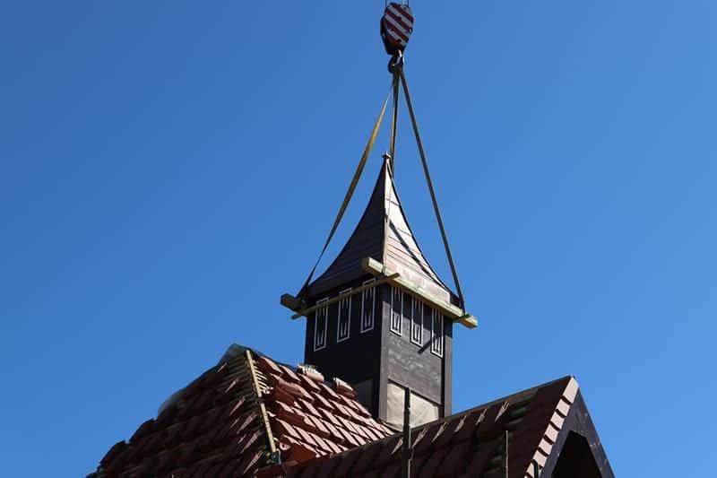 Wieżyczka w Ustce wróciła!